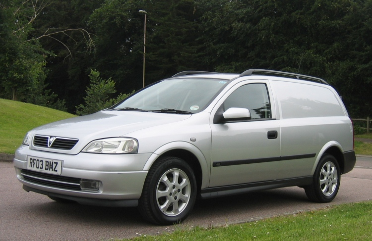 Vauxhall Astra Van Modified. Vauxhall Astravan Sportive