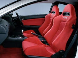 Honda Integra DC5 Type R Supportive Recaro Seats
