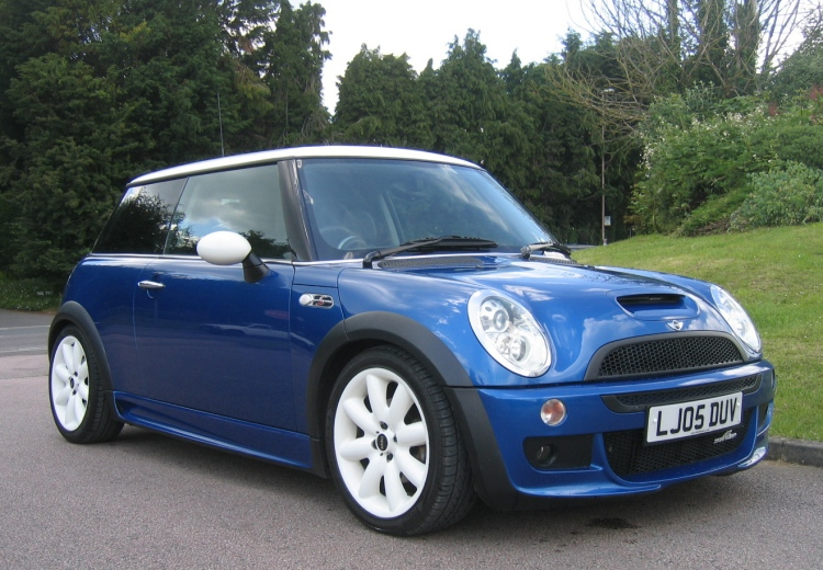Used 2005 MINI Cooper S Chilli Pack Hyper Blue with Works and AC Schnitzer Upgrades 200BHP