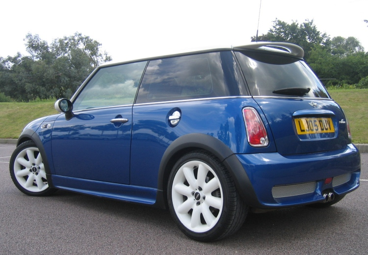Used 2005 MINI Cooper S Chilli Pack Hyper Blue Works Upgrades 200BHP