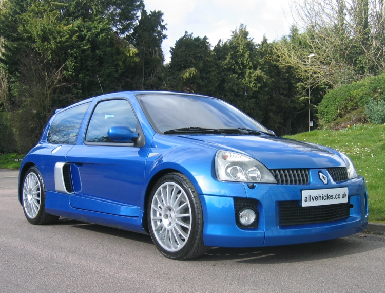 USED 2004 RENAULT CLIO V6 255 FOR SALE CALL 01903 782349