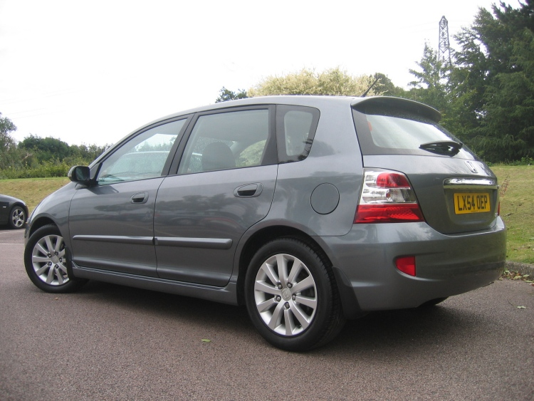 all vehicles co uk low mileage honda civic type s for sale