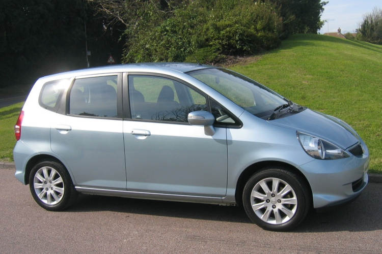 all vehicles co uk low mileage honda jazz se for sale