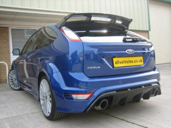 Focus RS Buyers Nationwide Collection