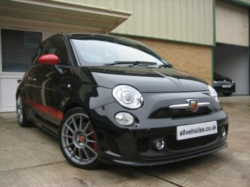 Fabulous Sounding & Specified Abarth 500 Esseesse For Sale