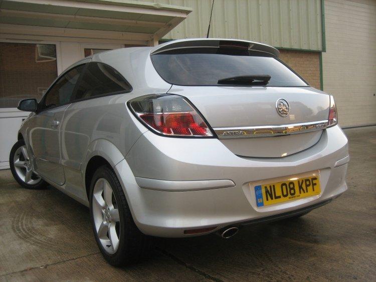 Vauxhall Astra Sri Cdti 150. Vauxhall Astra SRi 1.9 CDTi