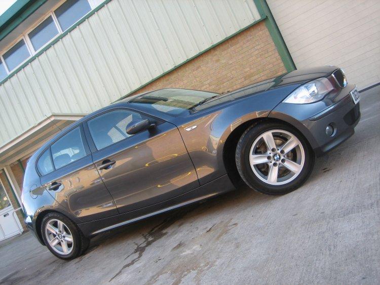 Bmw 118d 2.0. BMW 118D SE 2.0 Litre 5 Door