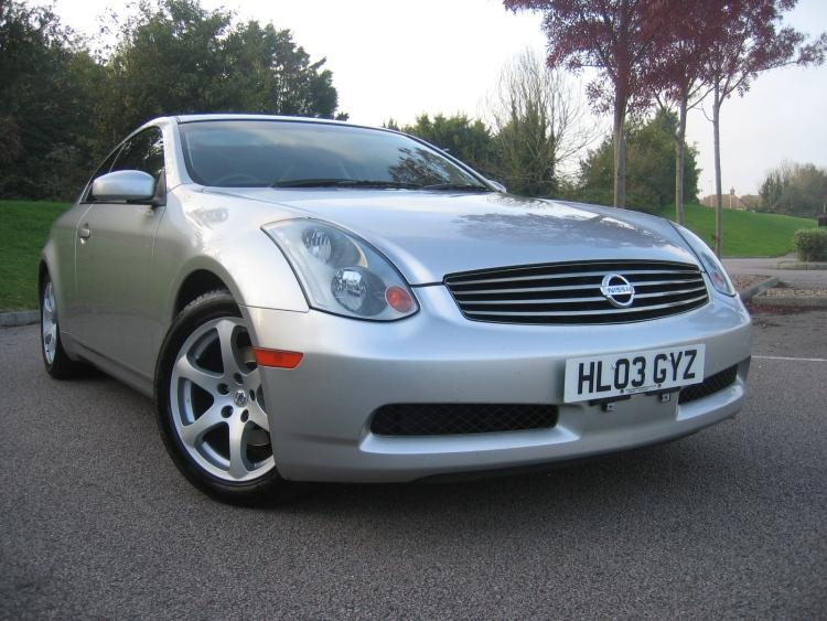 Nissan Skyline 2003